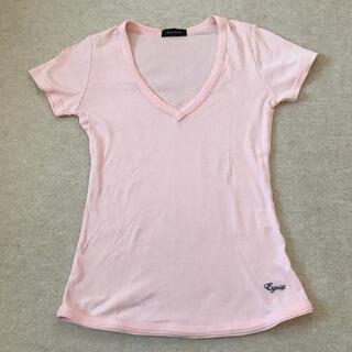 エゴイスト(EGOIST)のVネック Tシャツ(Tシャツ(半袖/袖なし))