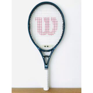 ウィルソン(wilson)の美品/ウィルソン『スティングHB ラージヘッド STING』テニスラケット/G3(ラケット)