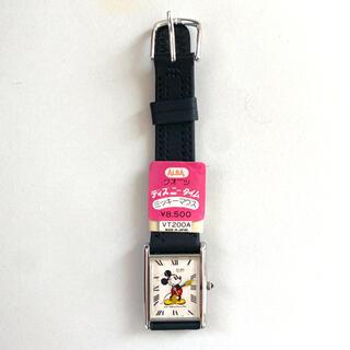 アルバ(ALBA)のミッキーマウス腕時計(キャラクターグッズ)