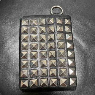 HYSTERIC GLAMOUR - ヒステリックグラマー スタッズウォレット 財布