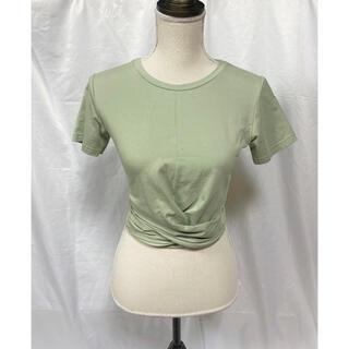 リゼクシー(RESEXXY)のRESEXXY●定価4950●ベーシックコンパクトTシャツ(Tシャツ(半袖/袖なし))