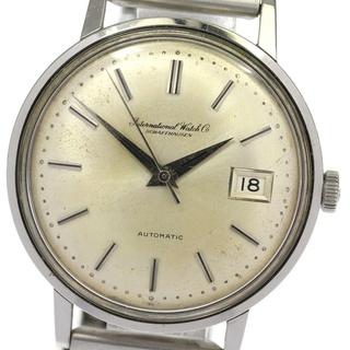 インターナショナルウォッチカンパニー(IWC)のIWC シャフハウゼン オールドインター R804A メンズ 【中古】(腕時計(アナログ))
