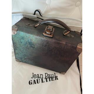 Jean-Paul GAULTIER - 美品 早いもの勝ち!ジャンポール・ゴルチェ Vサイバー トランク BOX