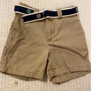 POLO RALPH LAUREN - ラルフローレン ベルト付き 短パン ズボン