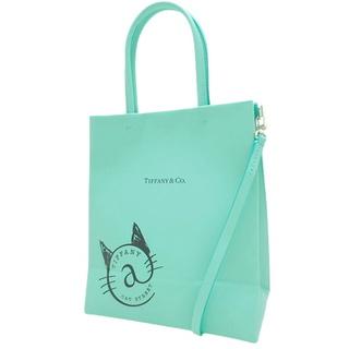 ティファニー(Tiffany & Co.)のティファニー ショッピング トート バッグ スモール 40802002255(ハンドバッグ)