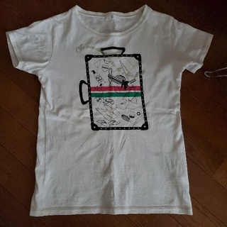 アフタヌーンティー(AfternoonTea)のTシャツ②(Tシャツ(半袖/袖なし))