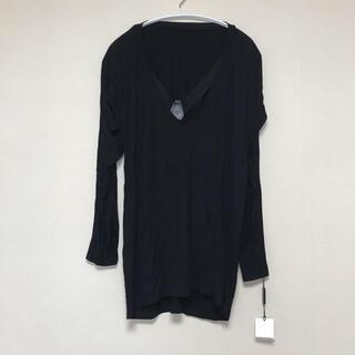 ダブルスタンダードクロージング(DOUBLE STANDARD CLOTHING)のタグ付き未使用✳︎double standard clothing  トップス (Tシャツ(長袖/七分))