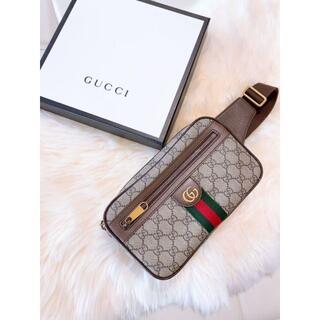 Gucci - GUCCI グッチ ベルトバッグ ウェストバッグ ボディバッグ