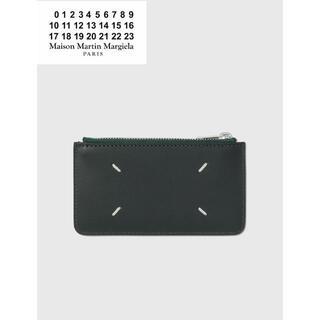 マルタンマルジェラ(Maison Martin Margiela)のMAISON MARGIELA コイン&カード ケース ミニウォレット(長財布)