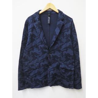 ダブルジェーケー(wjk)のwjk camo-jacquard jacket 新品 XL(テーラードジャケット)