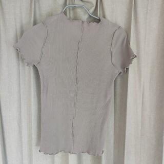 ソレル(SOREL)のSOREL フリル シャツ ピンク(シャツ/ブラウス(半袖/袖なし))