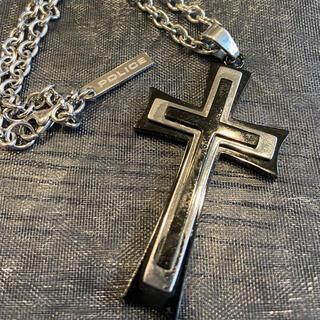 ポリス(POLICE)のポリス ネックレス 十字架(ネックレス)