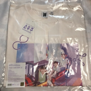 ボウダンショウネンダン(防弾少年団(BTS))のBTS Tシャツ XLサイズ   (Tシャツ/カットソー(半袖/袖なし))