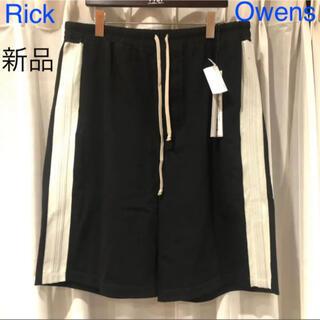 リックオウエンス(Rick Owens)の新品タグ付き リックオウエンス ハーフパンツ カプリパンツ メンズ(その他)