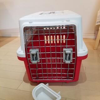 アイリスオーヤマ - ペットキャリーSサイズ12kg未満犬猫用 新品購入、未使用