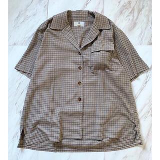 アクアスキュータム(AQUA SCUTUM)のvintage 90s イングランド製 aquascutum チェックシャツ(シャツ)