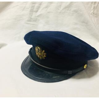 ジェイアール(JR)の古着 旧国鉄 現JR 制服 制帽 帽子 ビンテージ レトロ 日本国有鉄道(鉄道)