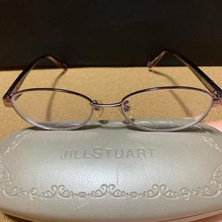 ジルスチュアート(JILLSTUART)のジルスティアート眼鏡 (サングラス/メガネ)