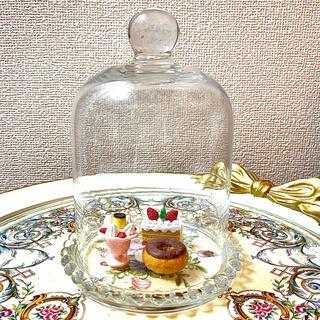 ザラホーム(ZARA HOME)のcovent garden フラワードーム ガラスドーム 新品未使用(置物)