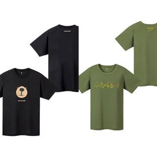 モンベル(mont bell)のmont-bell モンベル レディース Tシャツ XLサイズ(Tシャツ(半袖/袖なし))