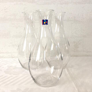 Luminarc*ワインデキャンタ*3個セット*カラフェ*ピッチャー*花瓶*(アルコールグッズ)