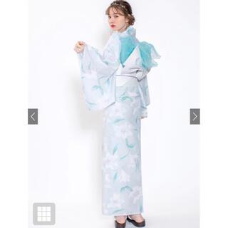 グレイル(GRL)のGRL 浴衣セット 水色(浴衣)