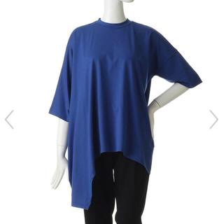 エンフォルド(ENFOLD)のエンフォルド enfold アシメ Tシャツ(Tシャツ(半袖/袖なし))