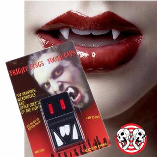 ハロウィン仮装には欠かせない!!ドラキュラの牙! halloween-13 (小道具)