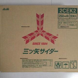 アサヒ(アサヒ)の三ツ矢サイダー×30缶(ソフトドリンク)