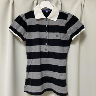 バーバリーブルーレーベル(BURBERRY BLUE LABEL)のBurberry ポロシャツ(ポロシャツ)