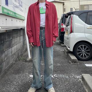 サンシー(SUNSEA)のover size  shirt(シャツ)