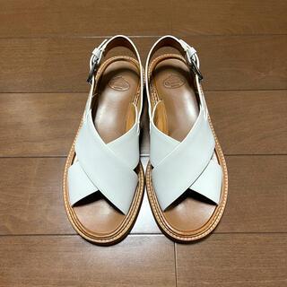 チャーチ(Church's)のChurch's cross strap sandal(サンダル)