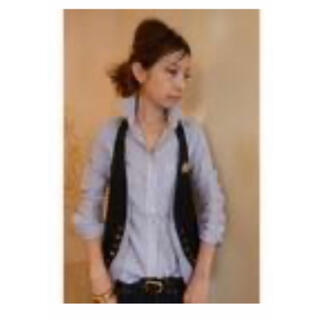 アパルトモンドゥーズィエムクラス(L'Appartement DEUXIEME CLASSE)のアパルトモン TESEO ストライプワイヤーシャツ(シャツ/ブラウス(長袖/七分))
