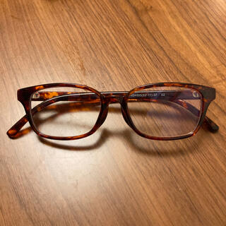ユニクロ(UNIQLO)のユニクロ ブルーライトカットメガネ(サングラス/メガネ)