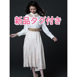 エミリアウィズ(EmiriaWiz)の新品タグ付き⭐︎ アンティークフラワーフレアスカート(ロングスカート)