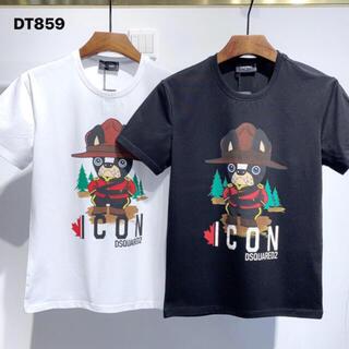 ディースクエアード(DSQUARED2)のDSQUARED2  DT859 2枚9100円 Tシャツ M-3XL(Tシャツ(半袖/袖なし))