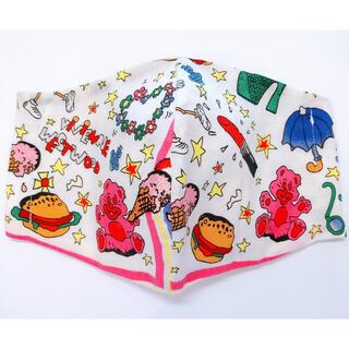 ヴィヴィアンウエストウッド(Vivienne Westwood)のヴィヴィアン インナーマスク 刺繍入り(その他)