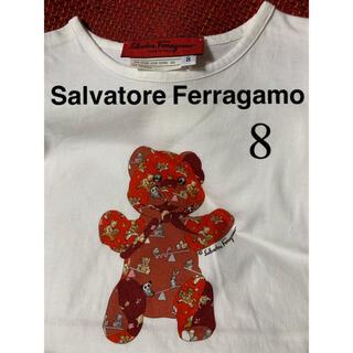 サルヴァトーレフェラガモ(Salvatore Ferragamo)の⭐️Salvatore Ferragamoフェラガモ  キッズ⭐️Tシャツ 8(Tシャツ/カットソー)