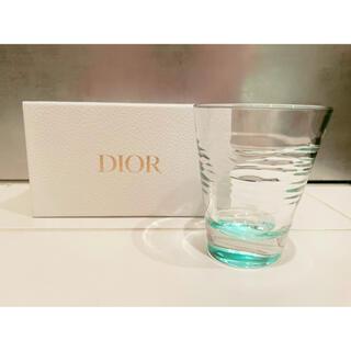ディオール(Dior)の値下げ!確実正規品‼︎  Dior ディオール グラス コップ(食器)