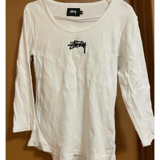 ステューシー(STUSSY)のSTUSSY 七分袖Tシャツ(Tシャツ(長袖/七分))