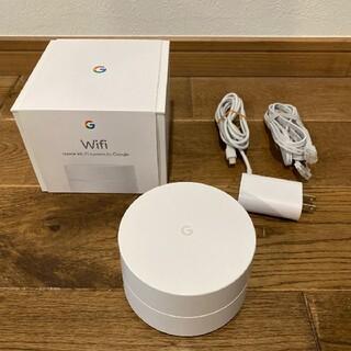 グーグル(Google)のGoogle Wifi(PC周辺機器)
