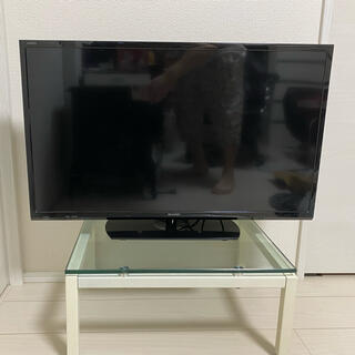 アクオス(AQUOS)のAQUOS 32型テレビ 2016年製 特売 お買い得 ハイビジョン(テレビ)