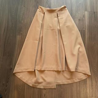 スピックアンドスパンノーブル(Spick and Span Noble)のスピック&スパン noble   KAAREM スカート 巻きスカート(ロングスカート)