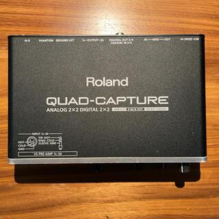 ローランド(Roland)のroland quad-capture ua-55(オーディオインターフェイス)