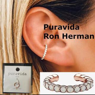 ロンハーマン(Ron Herman)のロンハーマン取り扱いpura vida オパールストーン イヤーカフ イヤリング(イヤーカフ)