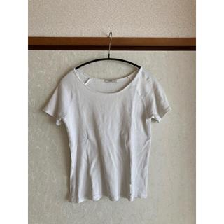 ミスティック(mystic)のmystic リブTシャツ(Tシャツ(半袖/袖なし))