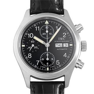 インターナショナルウォッチカンパニー(IWC)のIWC IW370603 フリーガークロノグラフ OH済(腕時計(アナログ))