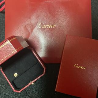 カルティエ(Cartier)のカルティエ ラブピアス(ピアス)
