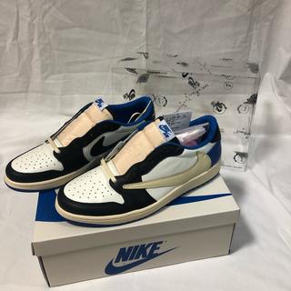 ナイキ(NIKE)のTravis Scott Nike Fragment Air Jordan 1 (スニーカー)