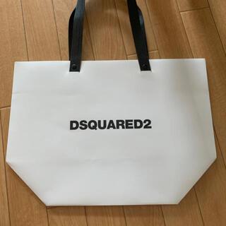 ディースクエアード(DSQUARED2)のディースク 紙袋(ショップ袋)